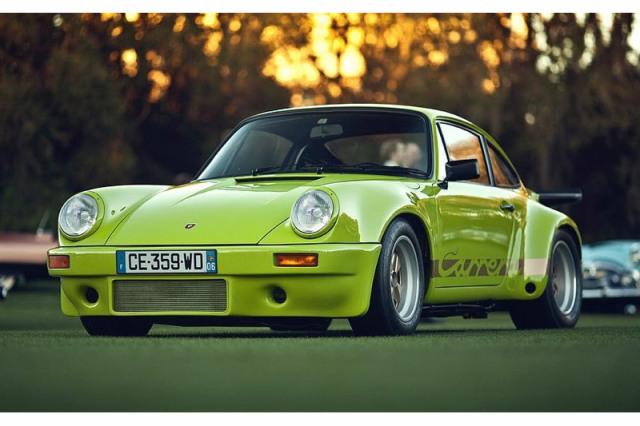 [予約] GT-SPIRIT 1/18 ポルシェ 911 3.0 RS グリーン GTS822