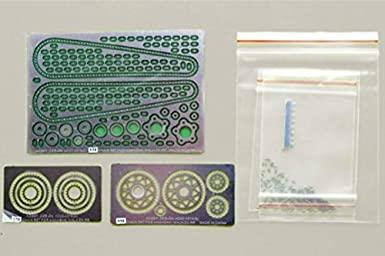 ホビーデザイン 1/12 チェーンセット カワサキ ZX-RR ニンジャ HD02-0319