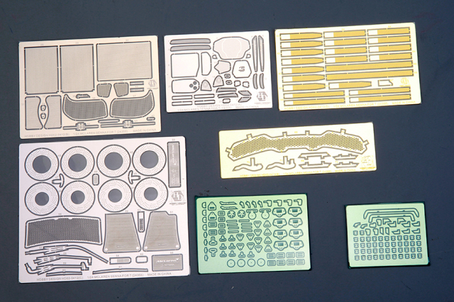 ホビーデザイン 1/24 マクラーレン セナ ディティールアップパーツ (タミヤ対応) HD02-0412