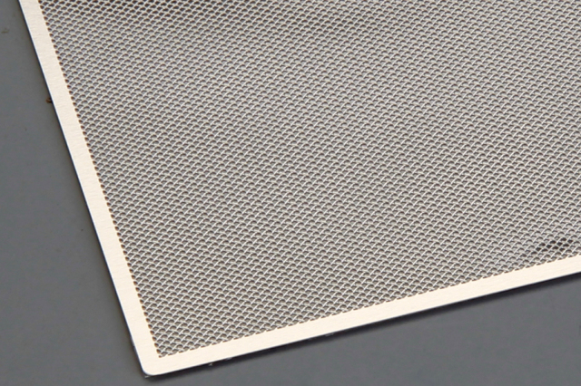 ホビーデザイン エッチング メッシュ ダイヤモンド 菱形 120mm*61mm HD02-0424