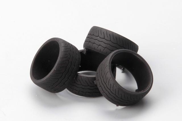 ホビーデザイン 1/24 19インチ アドバン ネオバ コンセプト タイヤセット HD03-0575