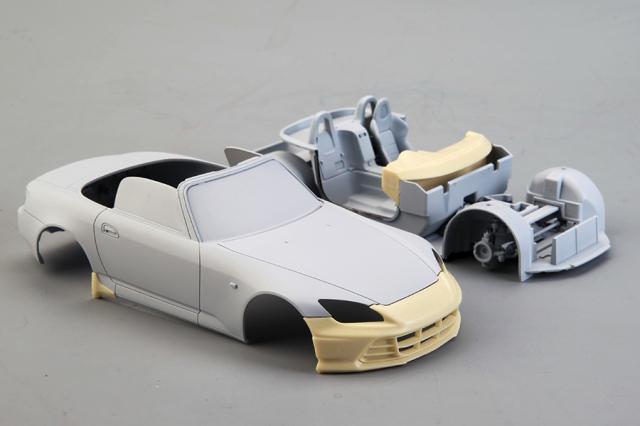 [予約] ホビーデザイン 1/24 トランスキット ホンダ S2000 20周年記念 タミヤタ対応 HD03-0606
