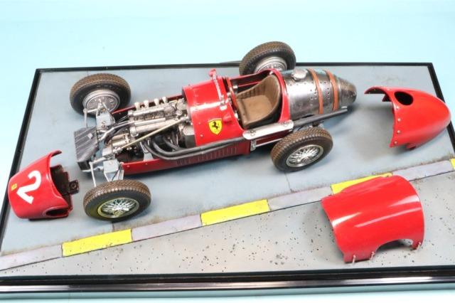 ロムファクトリー 1/20 フェラーリ 500 F2 1953 ウェザリング仕様 RFRIV2015_MI