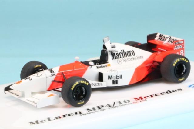 [受注製作] ロムファクトリー 1/43 マクラーレン MP4/10 メルセデス 日本GP 1995 M.ハッキネン RFTMK207T