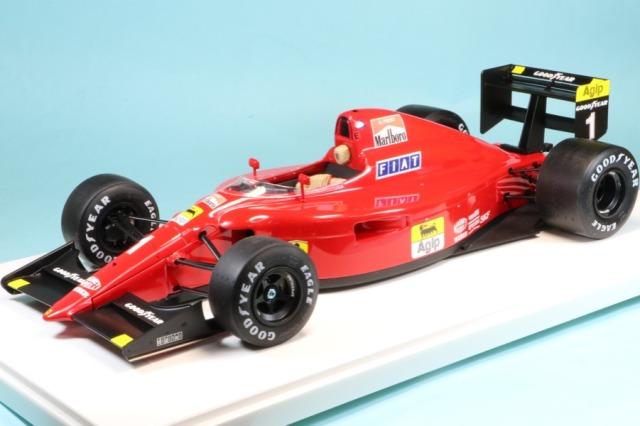 [値下げ] 個人製作完成品 委託販売品 1/12 フェラーリ 641/2 1990 A.プロスト RF12027_TO