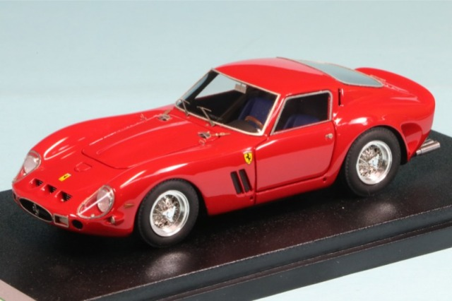BBR 1/43 フェラーリ 250 GTO 1962 レッド BBR056A
