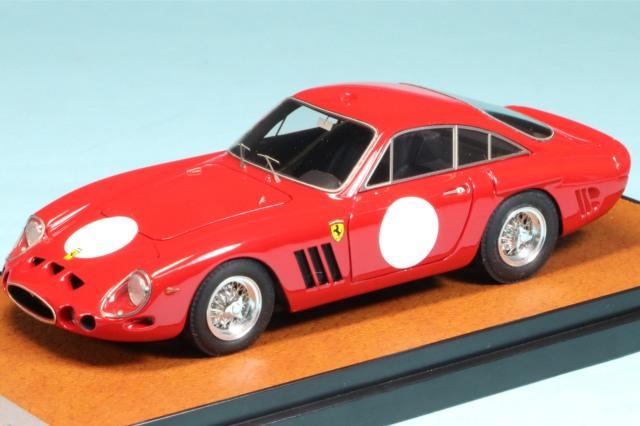 [予約] BBR 1/43 フェラーリ 330 LMB プレス ルマン 1962 BBR77E