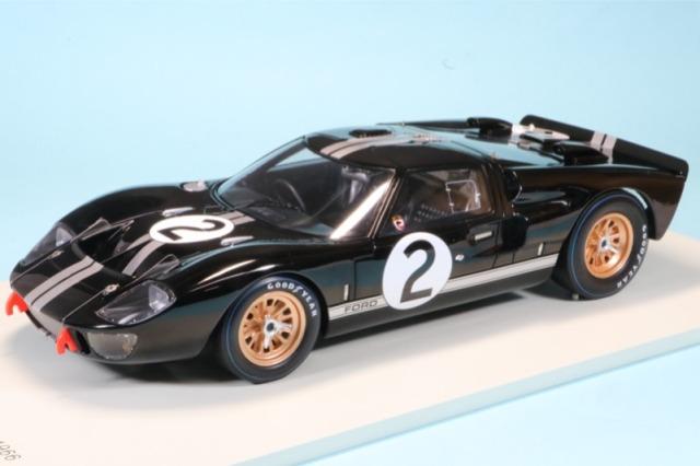スパーク 1/18 フォード GT40 Mk.2 ルマン 24h 1966 2nd No.2 18LM66