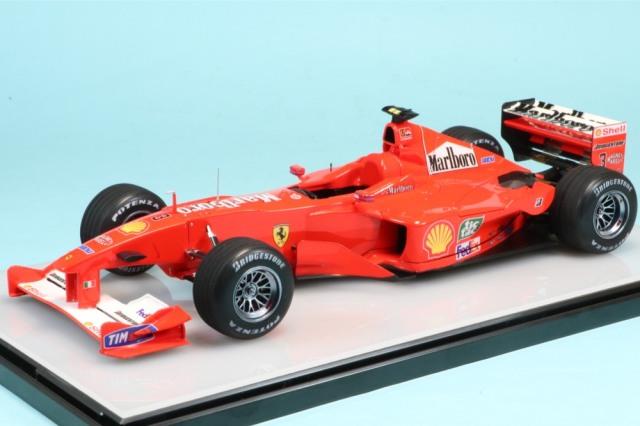 個人製作完成品 委託販売品 1/20 ロムファクトリー 1/20 フェラーリ F1-2000 日本GP 2000 M.シューマッハ ウィナー ワールドチャンピオン RF20048_TKD