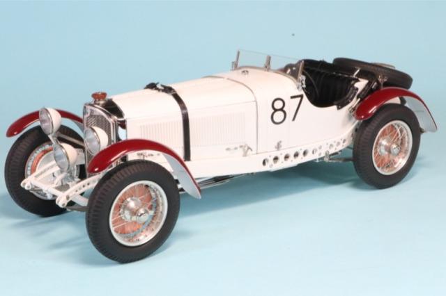 CMC 1/18 メルセデス ベンツ SSKL ミッレミリア 1931 M-055