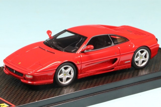BBR 1/43 フェラーリ 355 ベルリネッタ 1994 ロッソコルサ/ブラックインテリア 75台限定 BBRC029AMB