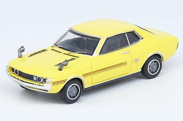 [予約] イノモデル 1/64 トヨタ セリカ 1600GT TA22 イエロー IN64-1600-GT-YL