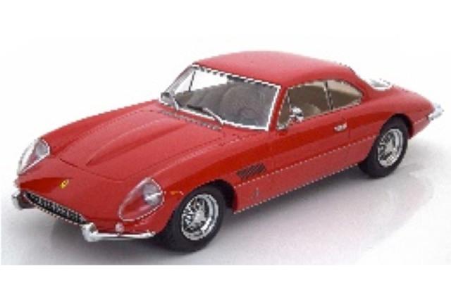 [予約] KKスケール 1/18 フェラーリ 400 スーパーアメリカ 1962 レッド KKDC180061