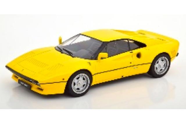 [予約] KKスケール 1/18 フェラーリ 288 GTO 1984 イエロー KKDC180413