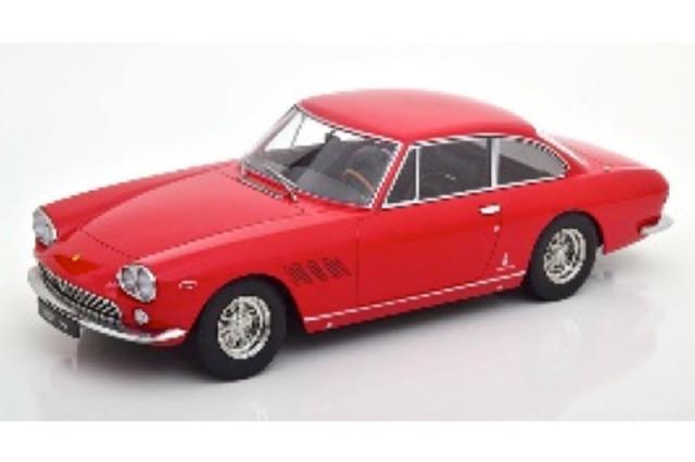 [予約] KKスケール 1/18 フェラーリ 330 GT 2+2 1964 レッド KKDC180421