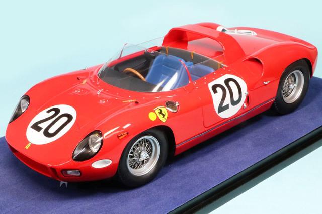 ルックスマート 1/18 フェラーリ 275P ルマン 24h 1964 Winner No.20 LS18LM00