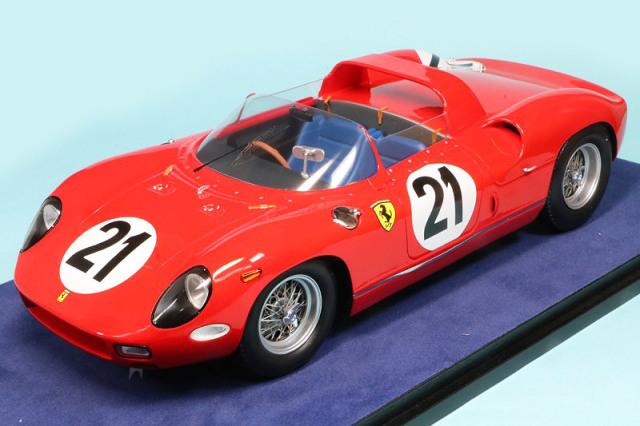 ルックスマート 1/18 フェラーリ 250P ルマン 24h 1963 Winner No.21 LS18LM06