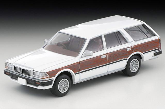 [予約] トミカリミテッドヴィンテージネオ 1/64 ニッサン セドリック ワゴン GL ホワイト/ウッド カスタム仕様 LV-N209c