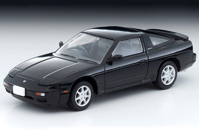 [予約] トミカリミテッドヴィンテージネオ 1/64 ニッサン 180SX タイプ2 1991 ブラック LV-N235a