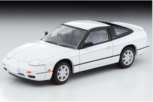 [予約] トミカリミテッドヴィンテージネオ 1/64 ニッサン 180SX タイプ2 1991 ホワイト LV-N235b