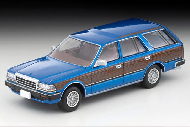 [予約] トミカリミテッドヴィンテージネオ 1/64 ニッサン グロリア ワゴン GL ブルー/ウッド カスタム仕様 LV-N244a