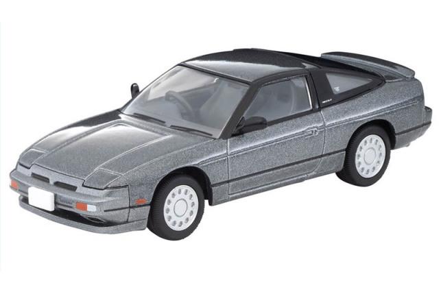 [予約] トミカリミテッドヴィンテージネオ 1/64 ニッサン 180SX タイプII スペシャルセレクション装着 1989 メタリックグレー LV-N252a