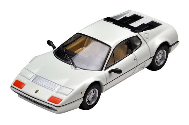 [予約] トミカリミテッドヴィンテージネオ 1/64 フェラーリ 512BBi ホワイト LV-N512BBi-W