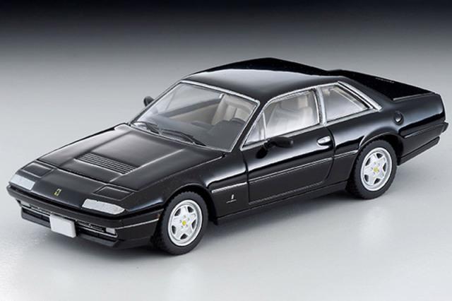 [予約] トミカリミテッドヴィンテージネオ 1/64 フェラーリ 412 ブラック LV-NEO412BK