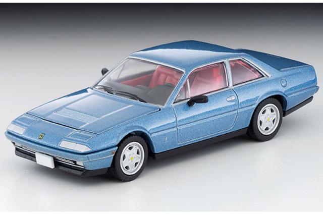 [予約] トミカリミテッドヴィンテージネオ 1/64 フェラーリ 412 ブルー LV-NEO412BL