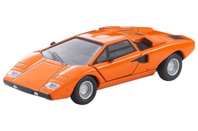 [予約] トミカリミテッドヴィンテージネオ 1/64 ランボルギーニ カウンタック LP400 オレンジ LV-NLP400-O