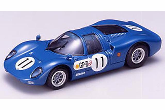 エブロ 1/43 ニッサン R380 ?U 日本GP 1967 No.11 43411 43411