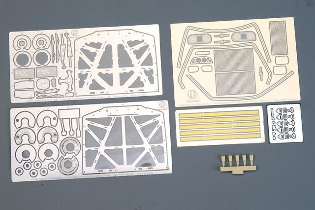 ホビーデザイン 1/24 ニッサン スカイライン ニスモ GT-R R32 ディティールアップパーツ (ハセガワ対応) HD02-0413