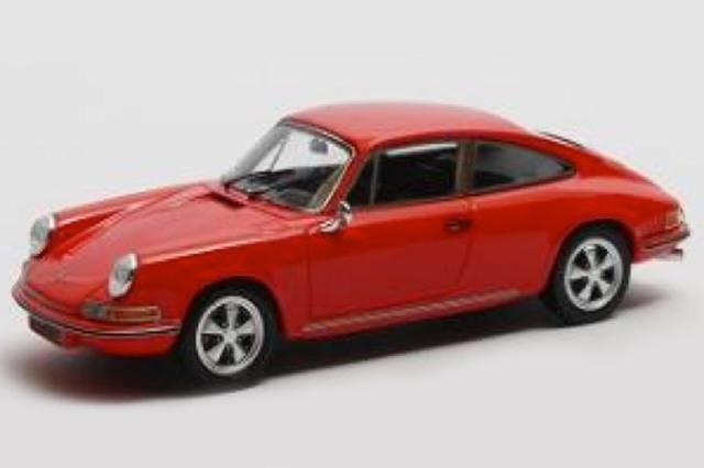 [予約] MATRIX 1/43 ポルシェ 911-916 プロトタイプ 1970 レッド MX51607-021