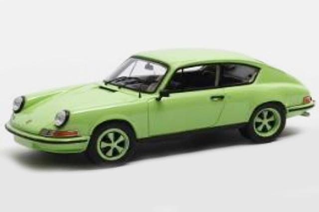[予約] MATRIX 1/43 ポルシェ 911 B17 プロトタイプ ピニンファリーナ 1969 グリーン MX51607-031