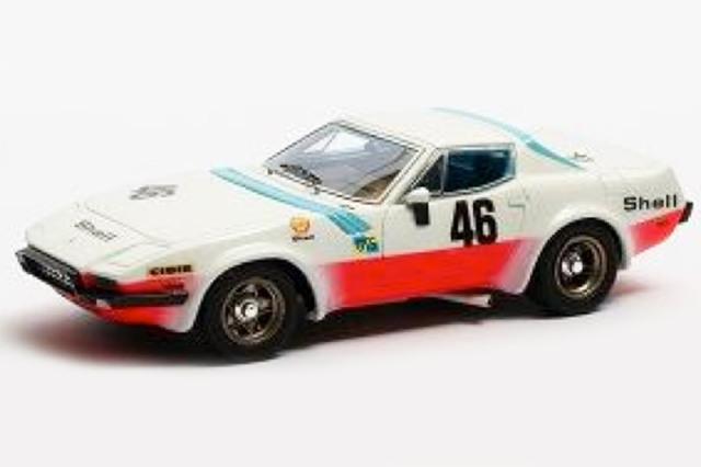 [予約] MATRIX 1/43 フェラーリ 365 GTB/4 NART ルマン 24h 1975 No.46 MXR40604-021