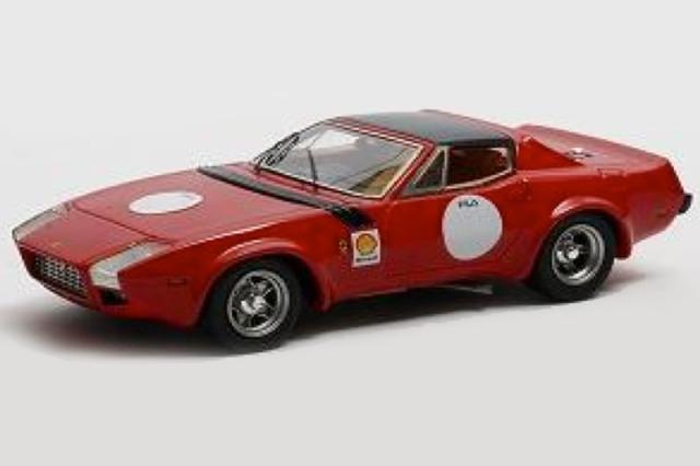 [予約] MATRIX 1/43 フェラーリ 365 GTB/4 NART 1974 Michelotti MXR40604-023