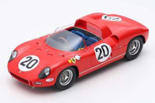 ルックスマート 1/18 フェラーリ 275P ルマン 24h 1964 Winner No.20 LS18LM00 LS18LM00