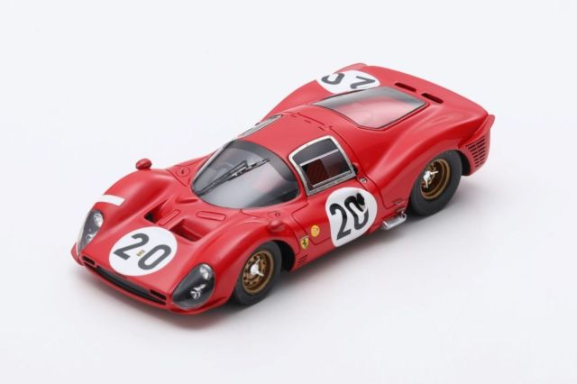 [予約] ルックスマート 1/43 フェラーリ 330 P3 ルマン 1966 No.20 LSLM102 LSLM102