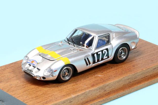 PGM 1/64 フェラーリ 250 GTO ツール ド フランス 1964 No.172 (フル開閉モデル) PGM-640105
