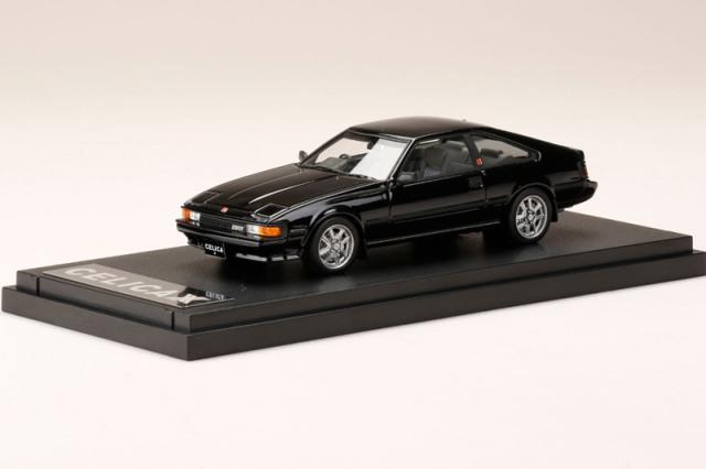 [予約] MARK43 1/43 トヨタ セリカ XX A60 2.8GT-リミテッド 1983 ブラック PM43138BK