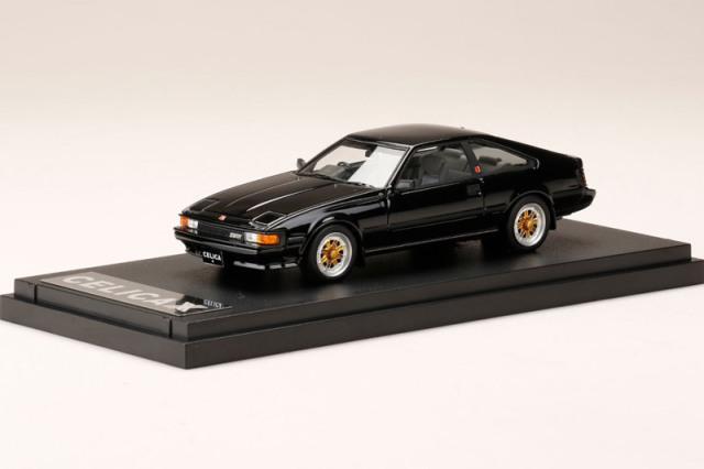 [予約] MARK43 1/43 トヨタ セリカ XX A60 2.8GT-リミテッド カスタムVer. 1983 ブラック PM43138CBK