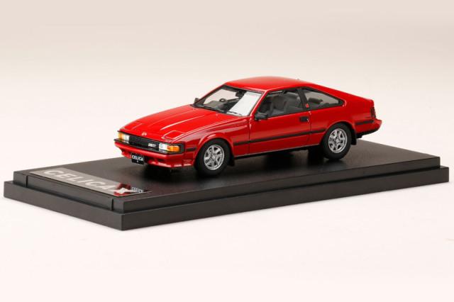 [予約] MARK43 1/43 トヨタ セリカ XX A60 2.8GT-リミテッド 1983 スーパーレッド PM43138R