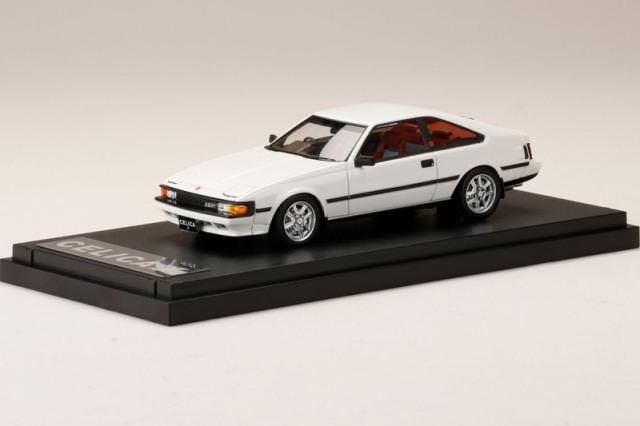 [予約] MARK43 1/43 トヨタ セリカ XX A60 2.8GT-リミテッド 1983 スーパーホワイト PM43138W