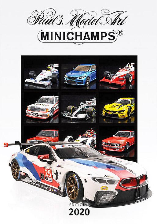 ミニチャンプス カタログ 2020 エディション1 PMAC20201