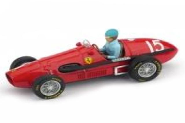 [予約] ブルム 1/43 フェラーリ 500 F2 イギリスGP 1952 Winner A.アスカリ (ドライバーフィギュア付) R035-CH