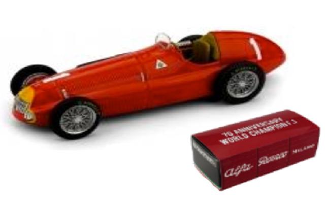 [予約] ブルム 1/43 アルファ ロメオ 158 イギリスGP 1950 J.M.ファンジオ R036C