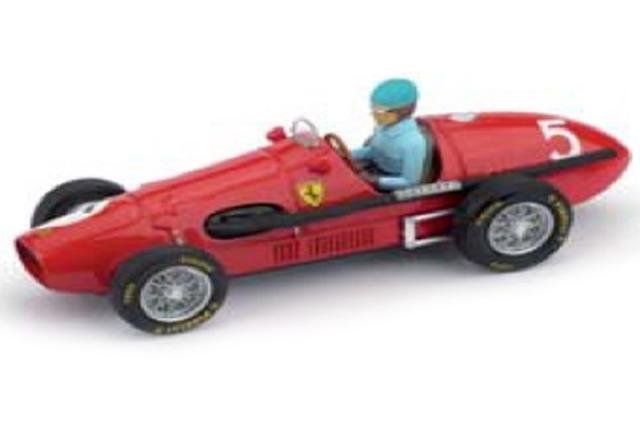 [予約] ブルム 1/43 フェラーリ 500 F2 イギリスGP 1953 Winner A.アスカリ (ドライバーフィギュア付) R044-CH