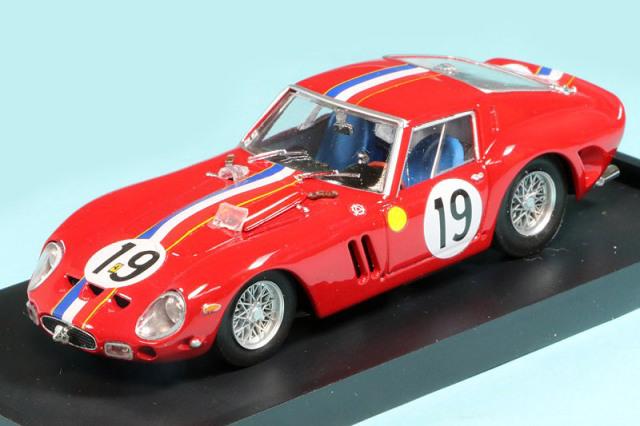 ブルム 1/43 フェラーリ 250 GTO ルマン 24h 1962 No.19 R534
