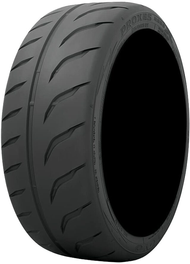 ホビーデザイン 1/24 18インチ トーヨー R888R 245/40 R18 タイヤセット HD03-0595