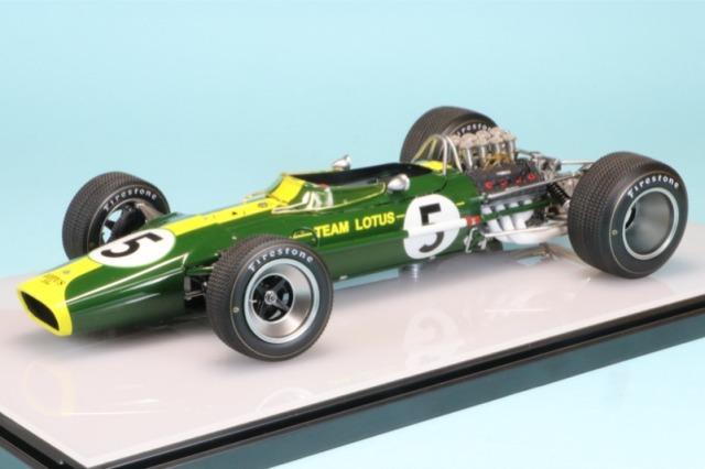 """ロムファクトリー 1/20 ロータス 49 オランダGP 1967 J.クラーク ウィナー """"ロータス49デビューウィン"""" RF20004TKD"""